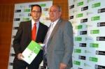 Diego Banderas Premio Periodismo de Consumo en Málaga