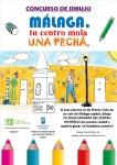 Bases Concurso Infantil Dibujo 'Málaga, tu Centro mola una pechá'