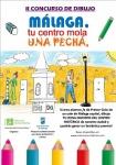 Bases II Concurso Infantil Dibujo 'Málaga, tu Centro mola una pechá'