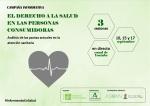 Conclusiones. Campaña 'El derecho a la Salud en las personas consumidoras'
