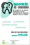 Campaña informativa sobre interrupción de tratamientos y cierre de clínicas dentales